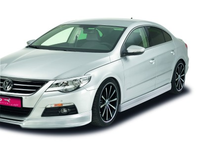 VW Passat B7 3C CC NewLine Side Skirts