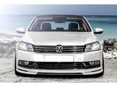 VW Passat B7 3C Enos Front Bumper Extension