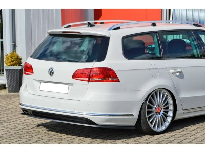 VW Passat B7 3C Ivy Rear Bumper Extension