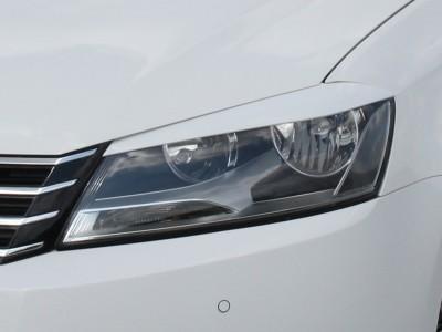 VW Passat B7 3C Speed Scheinwerferblenden