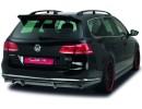 VW Passat B7 3C Variant XL-Line Rear Bumper Extension