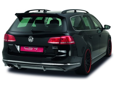 VW Passat B7 3C Variant XL2-Line Rear Bumper Extension