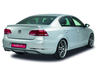 VW Passat B7 3C XL-Line Rear Bumper Extension