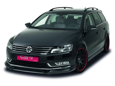 VW Passat B7 3C XL-Line Side Skirts