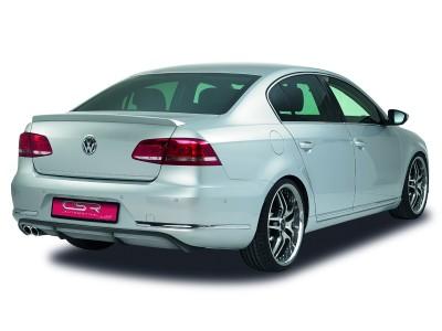 VW Passat B7 3C XXL-Line Rear Bumper Extension