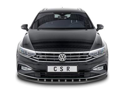 VW Passat B8 3G CX Front Bumper Extension