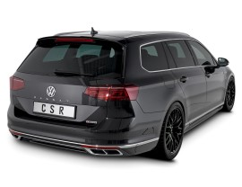 VW Passat B8 3G CX Rear Wing Extension