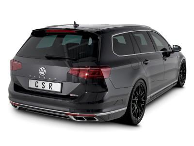 VW Passat B8 3G CX Rear Wing Extension
