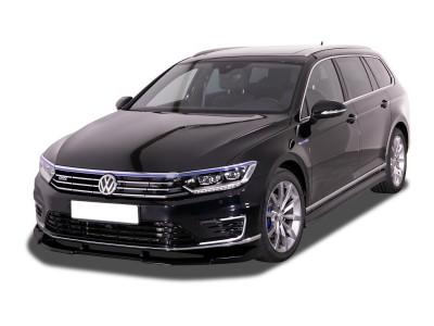 VW Passat B8 3G GTE R2 Front Bumper Extension