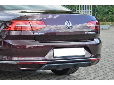 VW Passat B8 3G Intenso Rear Bumper Extension