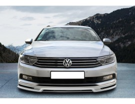 VW Passat B8 3G Jade Front Bumper Extension