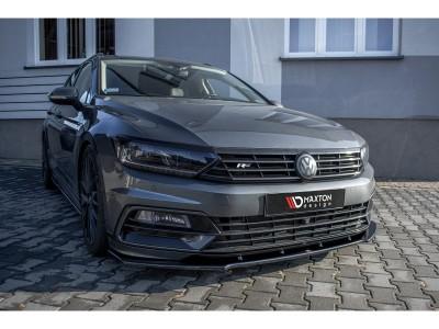 VW Passat B8 3G MX Front Bumper Extension