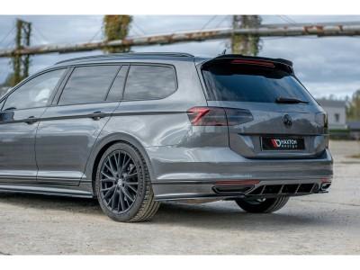 VW Passat B8 3G MX Rear Bumper Extension