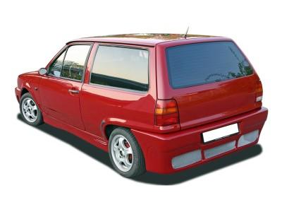 VW Polo 3 (86C2F) Bara Spate Steil GTX cu Suport Numar Inmatriculare