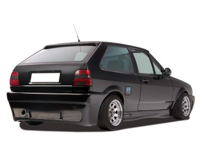 VW Polo 3 (86C2F) Coupe GT5 Rear Bumper