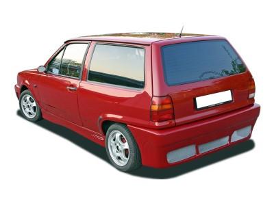 VW Polo 3 (86C2F) GTX Rear Bumper