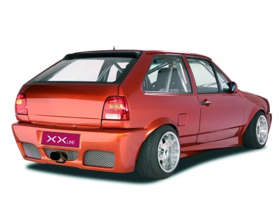 VW Polo 3 (86C2F) XXL2-Line Rear Bumper