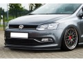 VW Polo 6C Facelift I-Line Front Bumper Extension