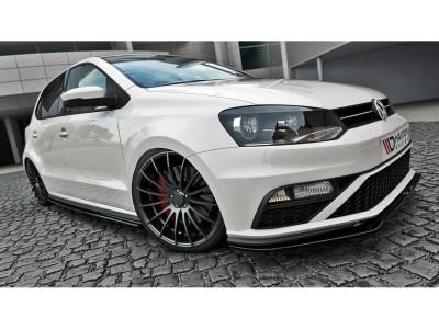 VW Polo 6C GTI Facelift Extensie Bara Fata Master