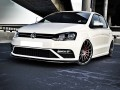 VW Polo 6C GTI Facelift MX Front Bumper Extension