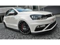 VW Polo 6C GTI Facelift Master Front Bumper Extension