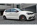 VW Polo 6C GTI Facelift Master Side Skirts