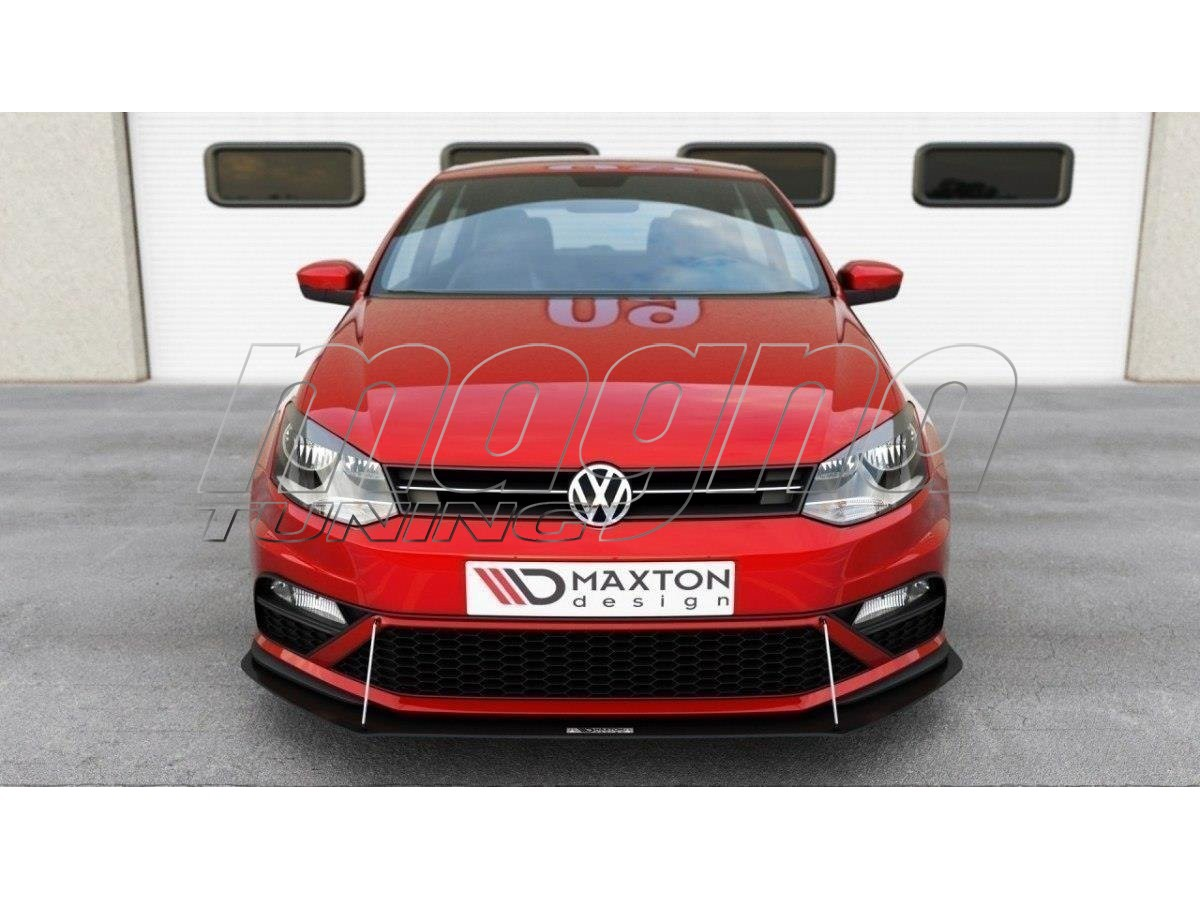 vw polo 6c gti facelift racer body kit. Black Bedroom Furniture Sets. Home Design Ideas