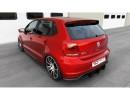 VW Polo 6C GTI Facelift Racer Rear Bumper Extension