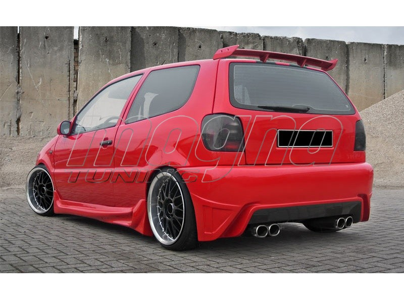 VW Polo 6N Extreme Body Kit