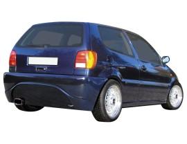 VW Polo 6N Extreme Rear Bumper