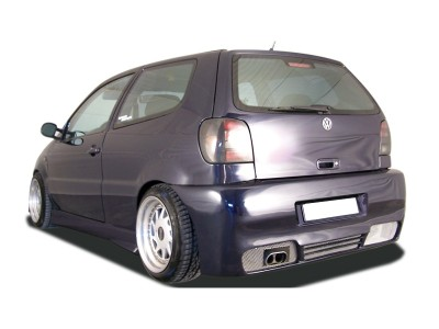 VW Polo 6N GTX-Race-C Rear Bumper