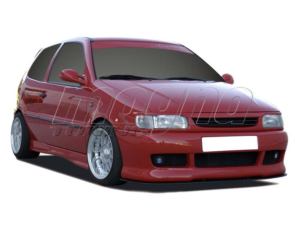 vw polo 6n r2 front bumper. Black Bedroom Furniture Sets. Home Design Ideas