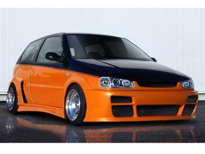 VW Polo 6N SF1 Wide Body Kit