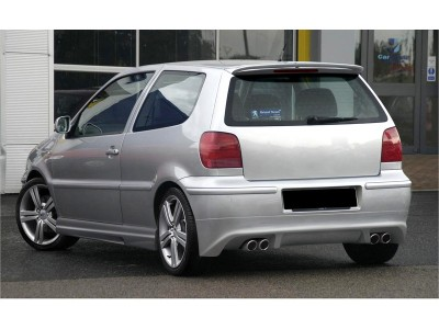 VW Polo 6N2 J-Style Rear Bumper Extension