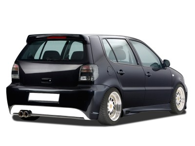 VW Polo 6N2 RX Roof Spoiler