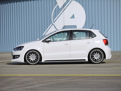 VW Polo 6R / 6C Recto Side Skirts