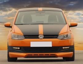 VW Polo 6R E-Style Front Bumper Extension