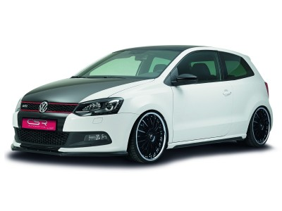 VW Polo 6R GTI Cronos Front Bumper Extension