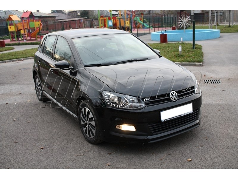 vw polo 6r gti design front bumper. Black Bedroom Furniture Sets. Home Design Ideas