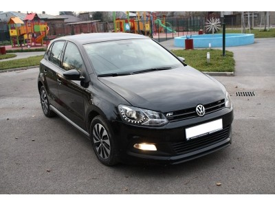 VW Polo 6R GTI-Design Front Bumper