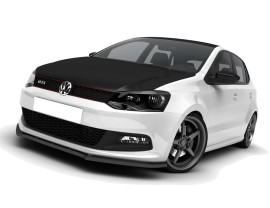 VW Polo 6R GTI M-Line Front Bumper Extension