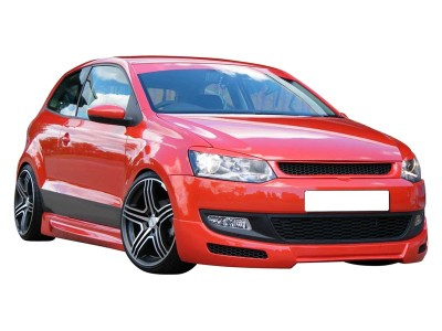 VW Polo 6R Intenso Front Bumper Extension