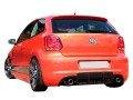 VW Polo 6R Intenso Rear Bumper