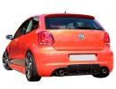 VW Polo 6R Intenso Rear Bumper
