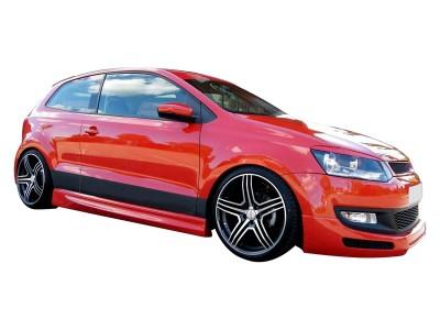 VW Polo 6R Intenso Seitenschwellern