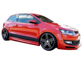 VW Polo 6R Intenso Side Skirts