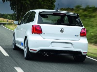 VW Polo 6R R-WRC Heckflugel