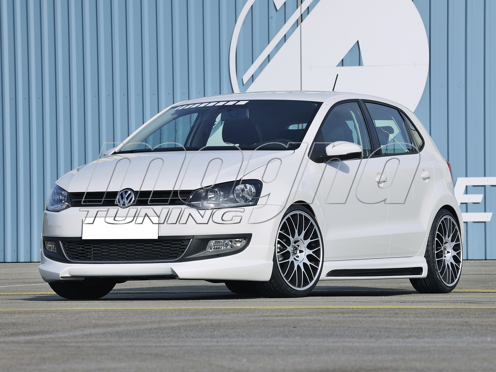 vw polo 6r recto body kit. Black Bedroom Furniture Sets. Home Design Ideas
