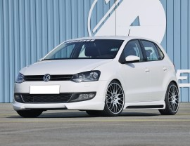VW Polo 6R Recto Front Bumper Extension