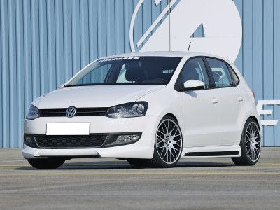 VW Polo 6R Recto Front Bumper Extension